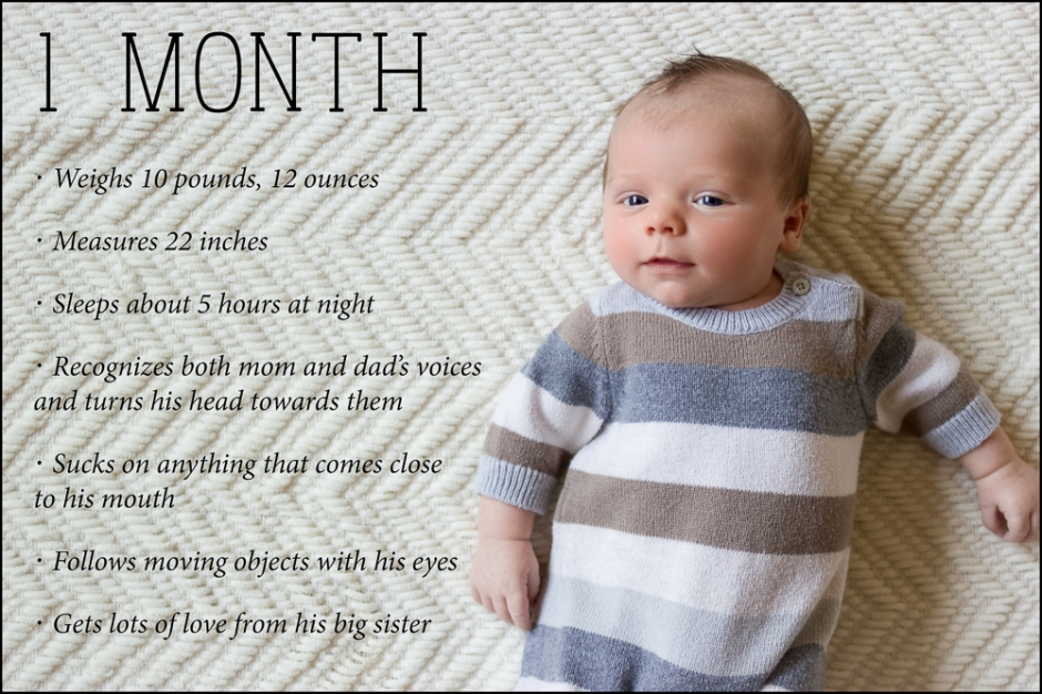 1 month blog photorev